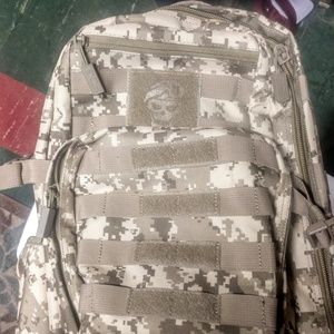 Other - Camo Backpack